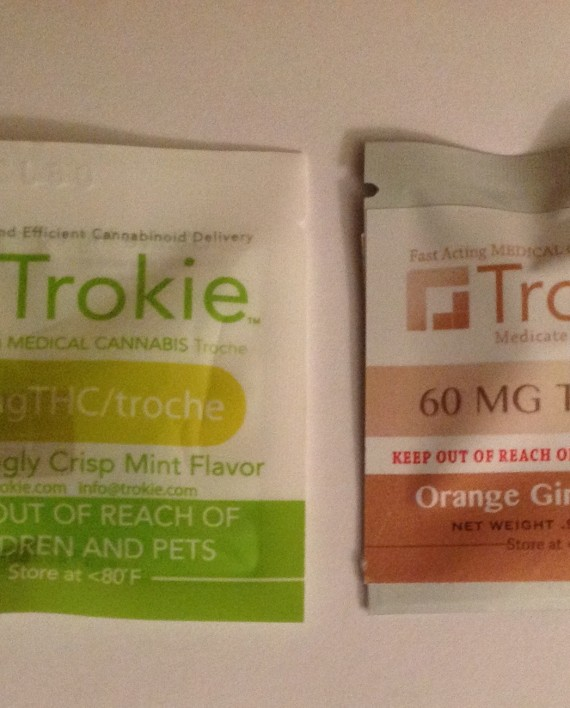trokie single 60 mg packets
